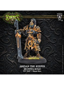 Skorne Abidan The Keeper Character Solo