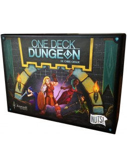 One Deck Dungeon jeu
