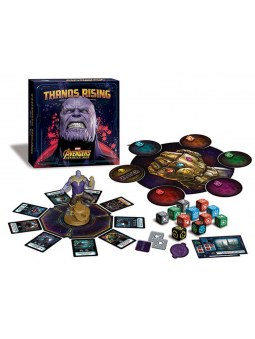 Thanos Rising: Avengers Infinity War contenu