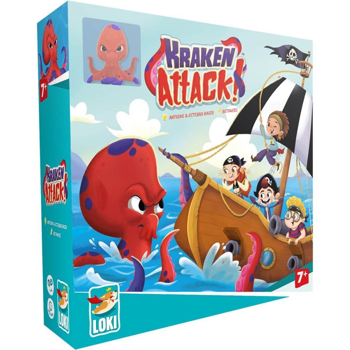 Kraken Attack (fr)
