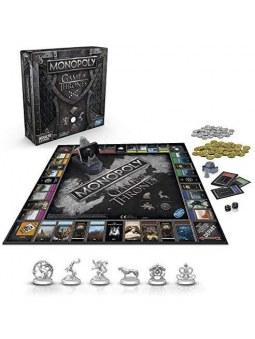 Monopoly Game Of Thrones jeu