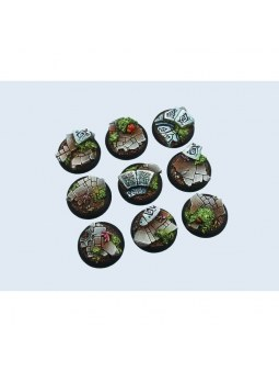 Bases: Mystic, Round Lipped 30mm