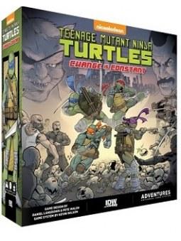 Teenage Mutant Ninja Turtles Adventures Change Is Constant jeu