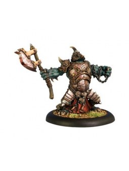 Cryx General Slaughterborn Solo