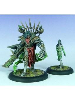 Cryx Goreshade & Deathwalker Warcaster