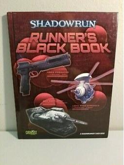 Shadowrun - Runner's Black Book