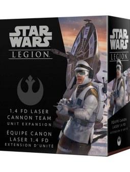 Star Wars Legion: Equipe Canon Laser 1.4 FD