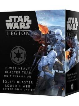 Star Wars Legion: Equipe Blaster Lourd E-web
