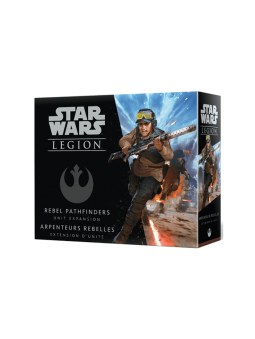 Star Wars Legion: Arpenteurs Rebelles