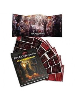 Shadowrun 5 - Fragmentation - Ecran jeu
