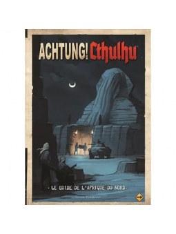 Achtung Cthulhu - Guide De L'Afrique Du Nord