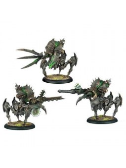 Cryx Heavy Warjack Desecrator / Harrower / Leviath