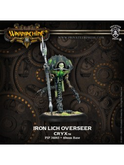 Cryx Iron Lich Overseer warmachine