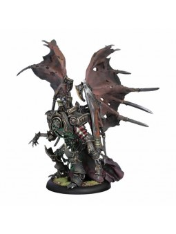 Cryx Lich Lord Terminus Warcaster warmachine