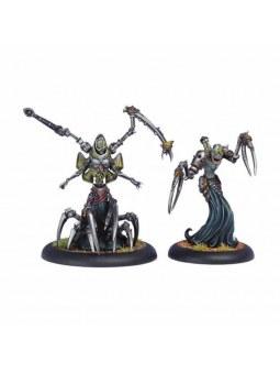 Cryx Master Necrotech Mortenebra Warcaster