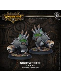 Cryx Nightwretch Bone Jacks warmachine