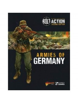 Armies of Germany 2nd Edition Bolt Action