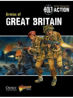 Armies of Great Britain Bolt Action