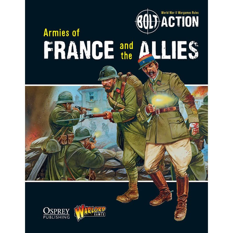 Armies of France and the Allies Bolt Action