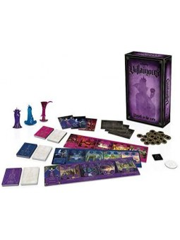Disney Villainous: Wicked to the Core jeu