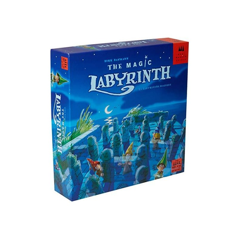 Magic Labyrinth jeu