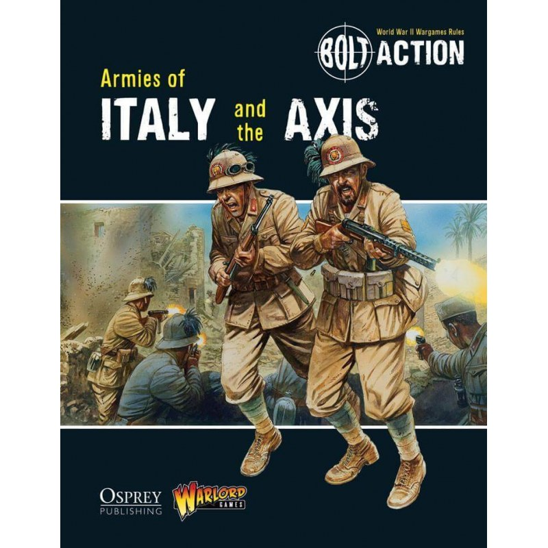 Armies of Italy and the Axis Bolt Action