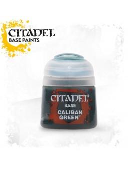 Citadel : Caliban Green base