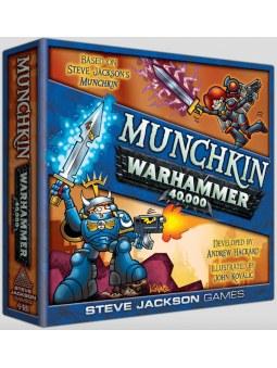 Munchkin Warhammer 40K jeu