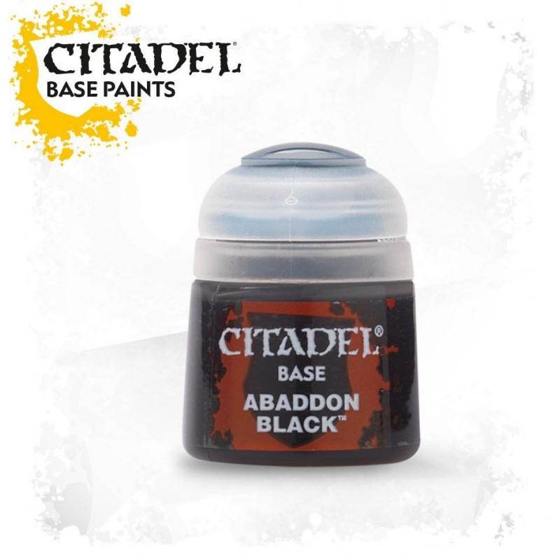 Citadel : Abaddon Black base