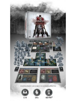 Bloodborne: The Board Game jeu
