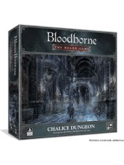 Bloodborne: The Board Game - Chalice Dungeon jeu