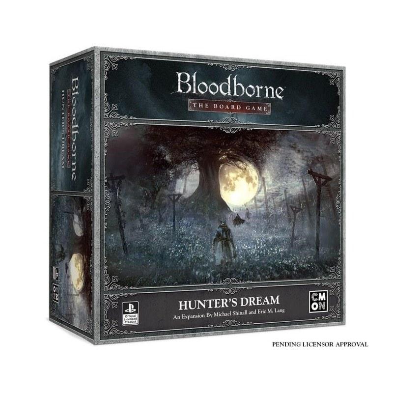 Bloodborne: The Board Game - Hunter's Dream jeu