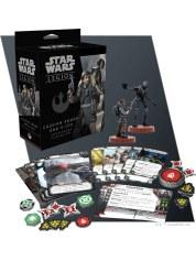 Star Wars Legion: Cassian Andor And K-2S0 Commander