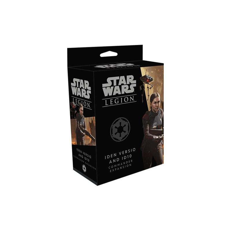 Star Wars Legion: Iden Versio And Dio Commander