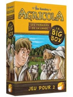 Agricola: Big Box 2 Joueurs - Jeu De Base + 2 Extension jeu