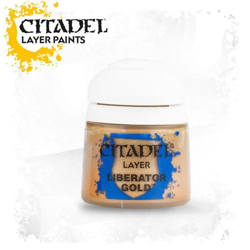 Citadel : Liberator Gold layer