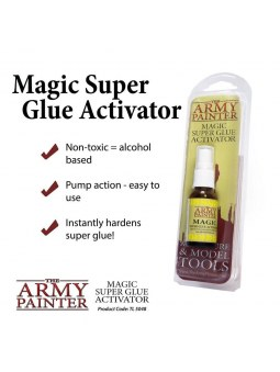 Magic Superglue Activator Pump 20ml