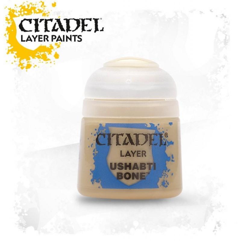 Citadel : Ushabti Bone layer