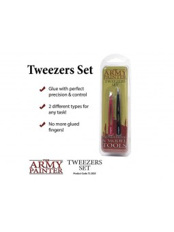 Army Painter: Tweezers Set