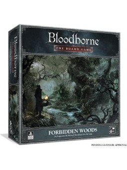 Bloodborne: The Board Game - Forbidden Woods jeu
