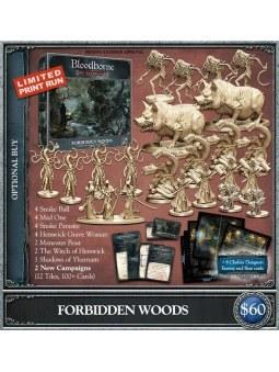 Bloodborne: The Board Game - Forbidden Woods contenu