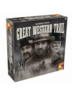 Great Western Trail jeu
