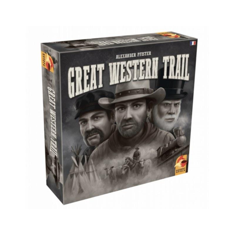 Great Western Trail jeu