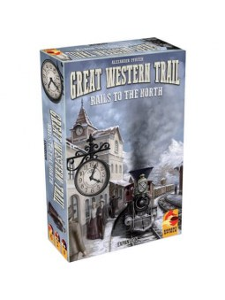 Great Western Trail - Rails To The North jeu
