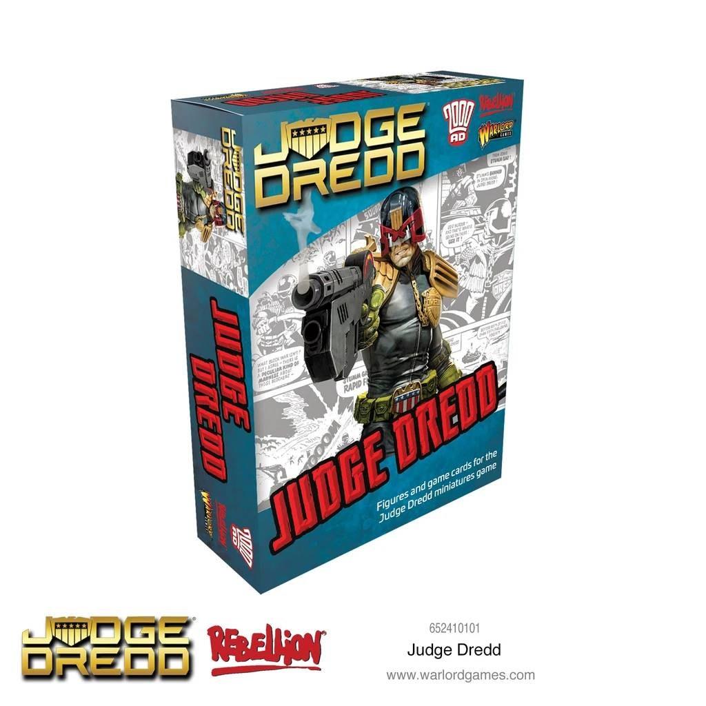 Démo judge Dredd - 8/03/2020