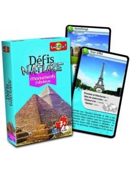 Défis Nature / Monuments fabuleux jeu