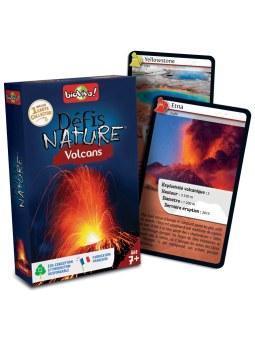 Défis nature / Volcans jeu