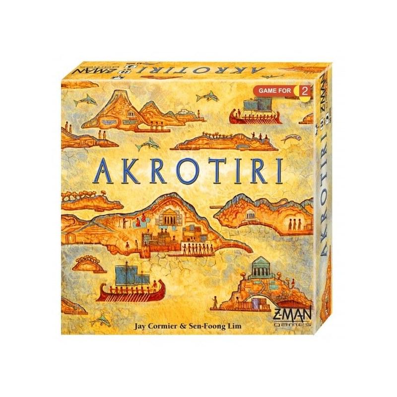 Akrotiri Édition Révisé jeu