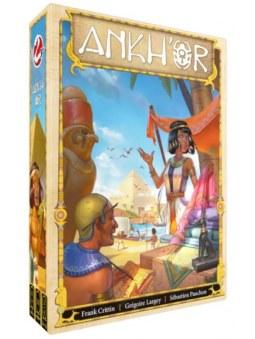 Ankh'or jeu