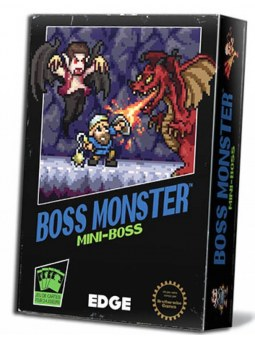 Boss Monster 3 - Mini-Boss jeu